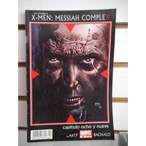 X-men 44 Messiah Complex Editorial Televisa