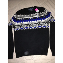 Sweater Polo By Ralph Lauren,nuevo C.etiquetas S 1,800$ Mn4