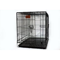 Jaula Metalica Plegable Grande Doggy 100.7 X70 X75cm