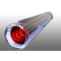 Tubo Colector Solar Al Vacio Tricapa Para Calentador Solar