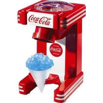 Máquina Coca Cola Series Para Hacer Conos De Helado