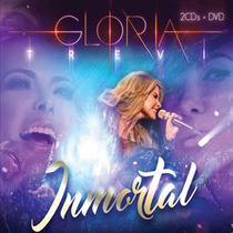Inmortal - Gloria Trevi - 2 Cd