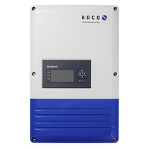 Inversor De Interconexion A Cfe Kaco Blue Planet 5kw 220v