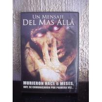Un Mensaje Del Mas Alla Terror 100% Original Movie Dvd