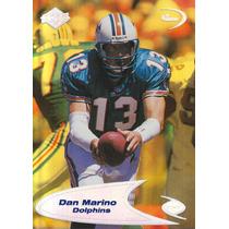 1998 Edge Odyssey Level 2 Hologold Dan Marino 4q Qb Dolphins