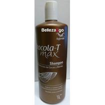 Shampoo Chocola-t Max 1 Litro Nefertiti