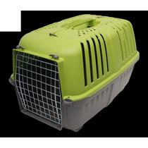 Transportador Jaula Pratiko Mediano Perro O Gato