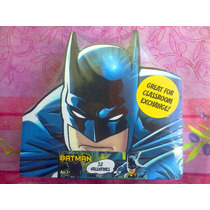 Batman Set De Tarjetas