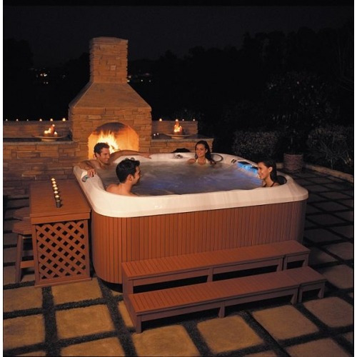 spa para exterior mod j marca jacuzzi