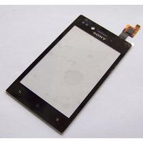 Nuevo Touch Cristal Sony St23 Xperia Miro Super Calidad