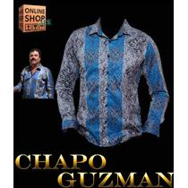 Camisa Del Chapo Guzman Excelente Precio