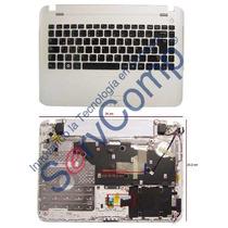 Samsung X430 Teclado + Touchpad + Bocinas + Palmrest Flr