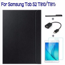 Funda Original Samsung Galaxy Tab S2 9.7 + Mica + Cable Otg
