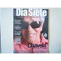 Chavela Vargas Revista Dia 7 Estoy Lista. Ya Sufri