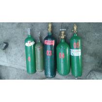 Tanque De Oxigeno (lote)