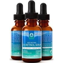 Retinol Suero 2,5% - Con 20% Vitamina C 10% Ácido Hialurónic