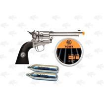 Marcadora Airsoft Co2 Colt Peacemaker 4.5 Pellets 177 Xtreme