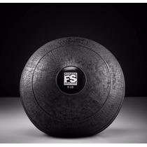 Balon Medicinal 10 Lbs Slam Ball,crossfit,pelota Azote Black