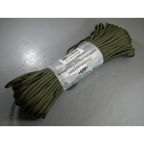 Rg023h Rollo Parachute Cord Paracord Verde Olivo Vv4