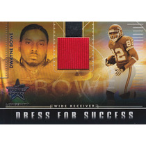 2007 Rs Dfs Long Rookie Jersey Dwayne Bowe 77/100 Wr Chiefs