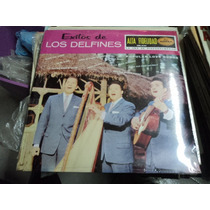 Trio Los Delfines L.p De 12 De 33rpm Exitos Con