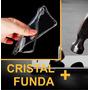 Kit Cristal Templad Y Funda Cristal Case Samsung Note 5 N920