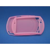 Silicon Skin Case Para Sony Psp Go Color Rosa