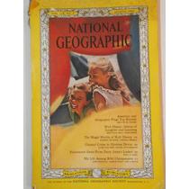 Revista National Geographic - Agosto De 1963