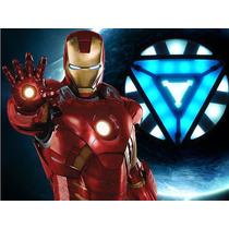 Kit Imprimible Iron Man Tarjetas Cumples Invitaciones #1