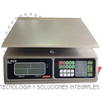 !!!bascula Torrey L-pcr 40kg Electronica, Garantizada¡¡¡