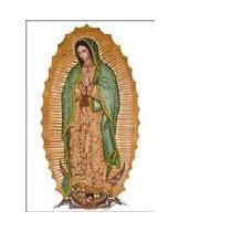 Imagen De 33 X 50 Virgen De Guadalupe En Ceramica