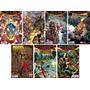Marvel Comics Secret Wars Age Of Ultron Marvel Zombies 1 2 3