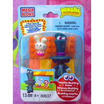 Mega Blocks Set De Moshi Monsters Modelo 2