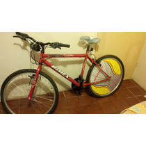 Bicicleta Bimex Modelo Missile 18 Velocidades Rodada 26