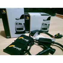 Kit Luz Hid Xenon 9007 Con Alta Alogeno 4300k Kompack