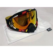 Oakley Mayhem Pro Gogles Deportes Extremos Visor Motocross