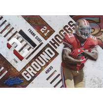 2010 Absolute Hoggs 3color Patch Frank Gore 28/50 Rb 49ers