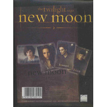 Postales Completas De New Moon (the Twilight La Saga) Panini