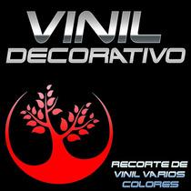 Vinil Decorativo X Metro Sobre Medida Listo Para Colocar