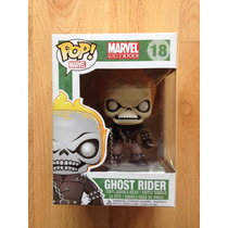 Marvel Ghost Rider Funko Pop # 18