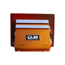 Amplificador Dub De 2 Canales 1500w Mod.5002