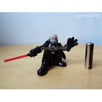 Figura Darth Vader De Star Wars Galactic Heroes Hasbro Sw18