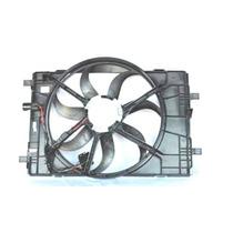 Ventilador Radiador Y A/c Ford Fusion 2006 - 2009