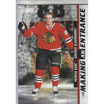 2011-2012 Score Making An Entrance Patrick Kane Blackhawks