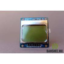 Display Lcd 84x48 Nokia 5110 Arduino Raspberry Pi Pic