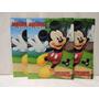 Mickey Mouse Fiesta Recuerdos 10 Libros Colorear Premios Bol