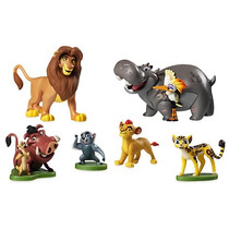 Set Original Disney Store De El Rey Leon Guardian