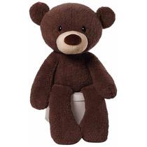 Tb Oso De Peluche Gund Fuzzy Chocolate Jumbo Bear Plush