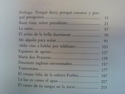 Gabriel garc a m rquez extra os peregrinos doce cuentos for Cuentos de gabriel garcia marquez
