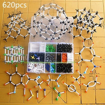 Juego De Quimica Molecular Con Estuche 620 Piezas